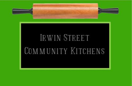 Logo Irwin Street Community Kitchen
