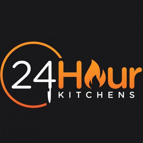 Logo 24 Hour Kitchens