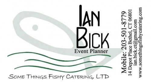 Logo Some Things Fishy Catering LTD