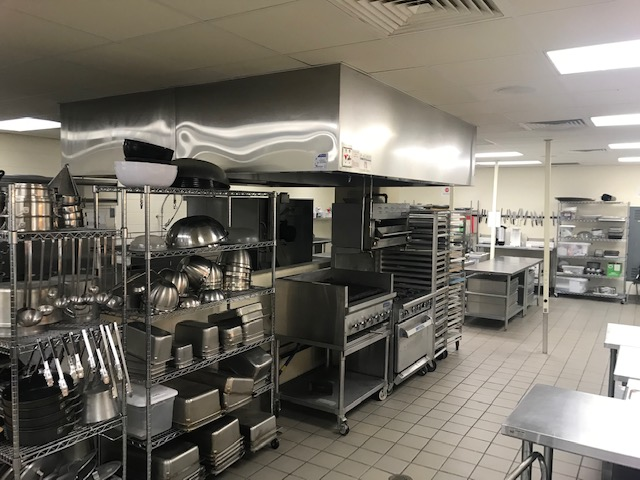 NWTC Sturgeon Bay Campus Shared Used Kitchen