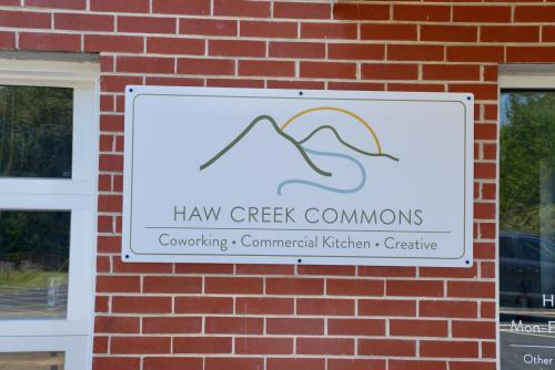 Logo The Haw Creek Commons