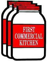 Logo First Commercial Kitchen LLC