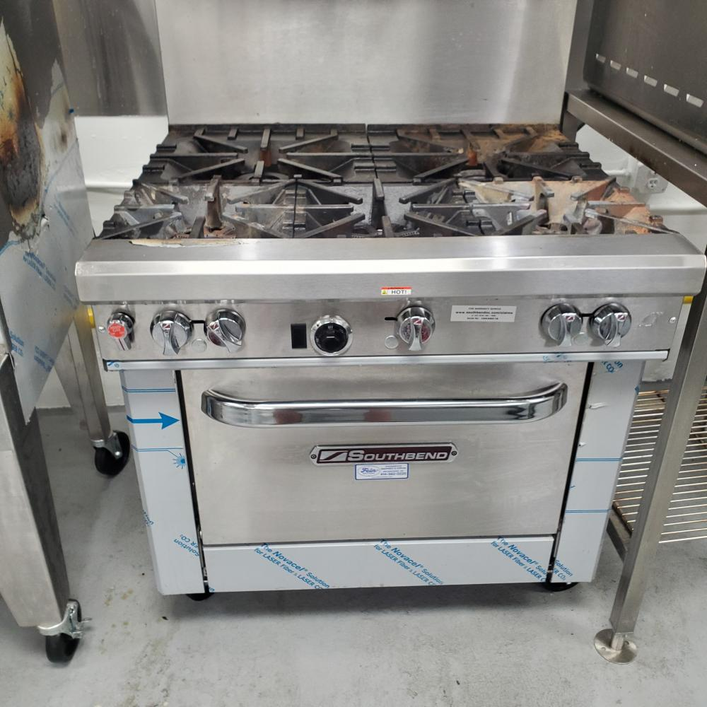 Giant Commercial Kitchen