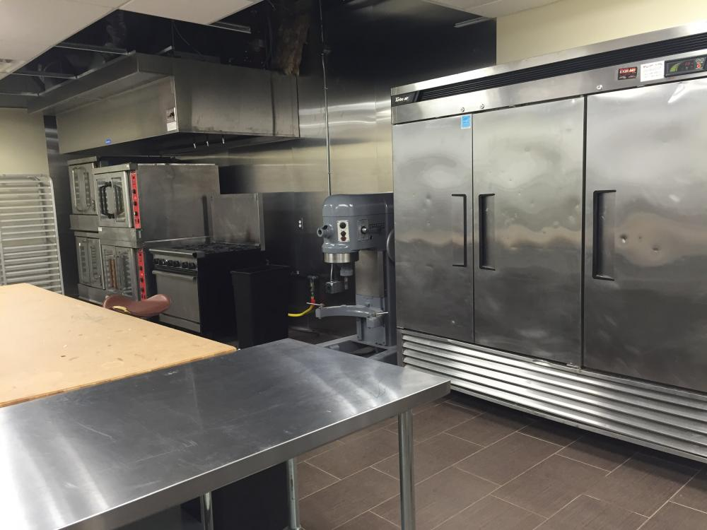 The Annex Commissary Kitchen