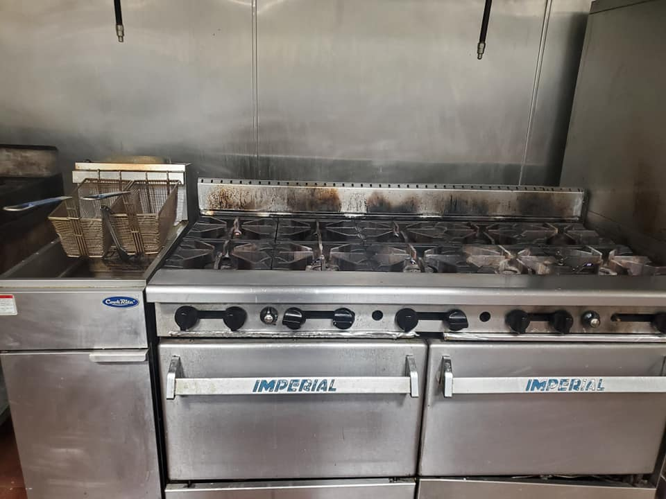 Fully Commercial Kitchen ready to use as needed