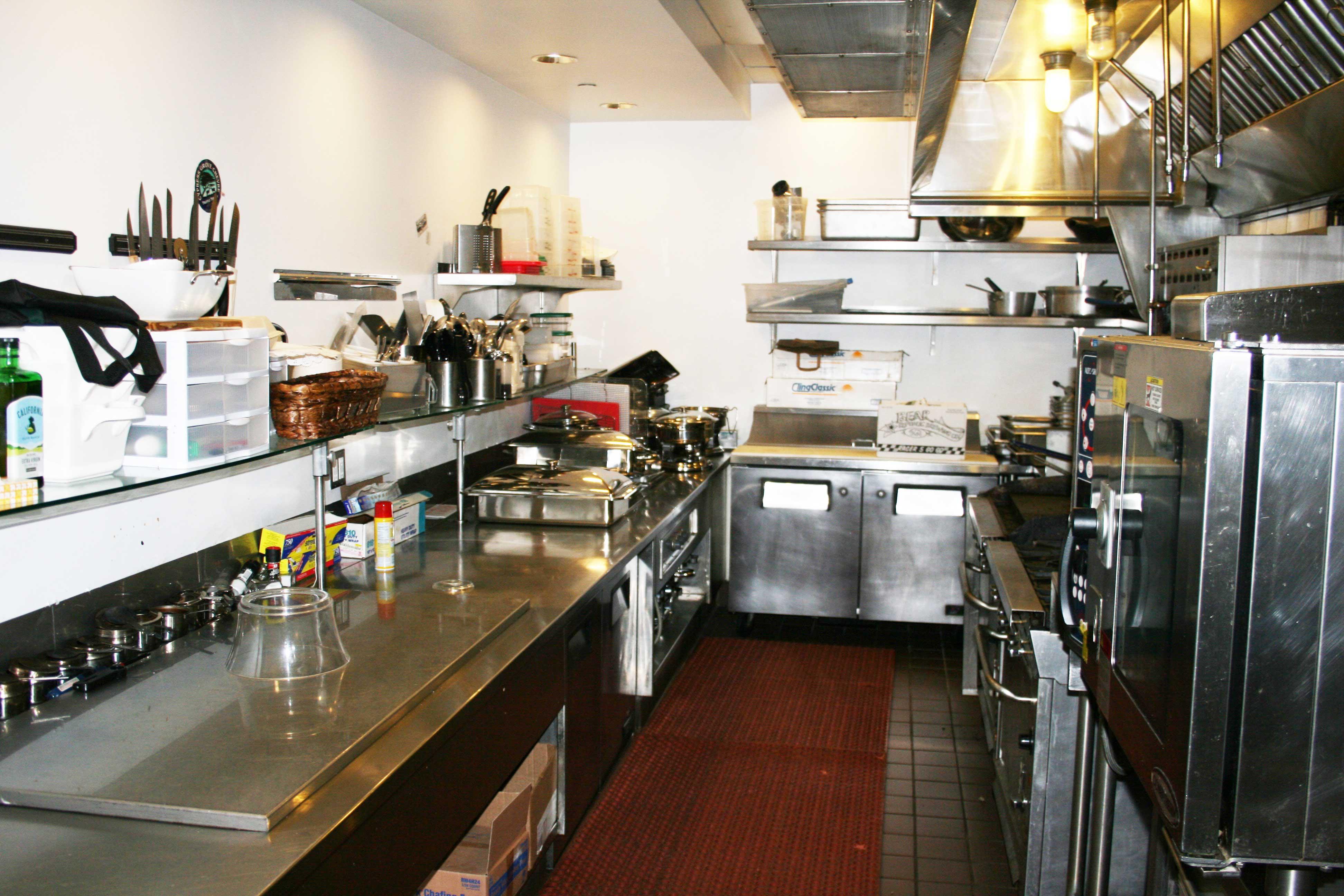 Silicon Valley Kitchen
