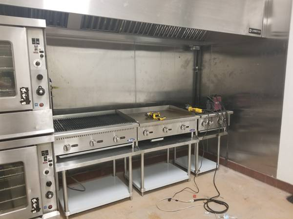 Commercial Kitchen For Rent Sylmar