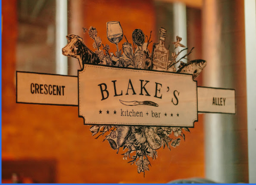Logo Blake's Boston Kitchen Space