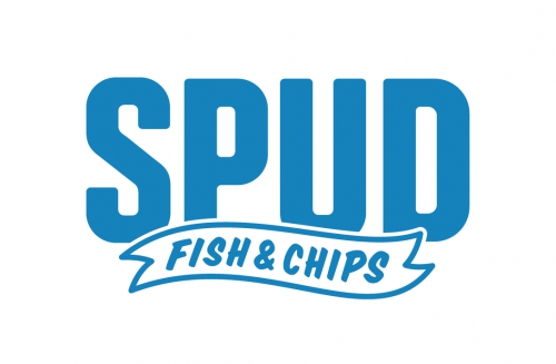 Logo SPUD Fish & Chips