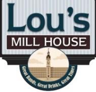 Logo Lou's Millhouse Commissary