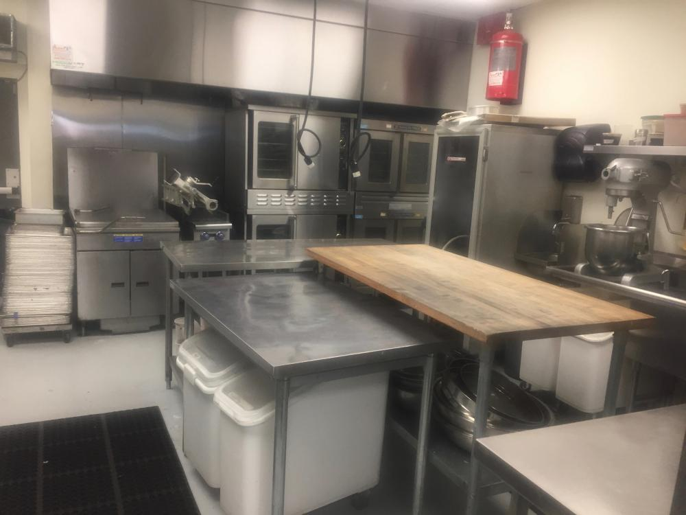 VBS Kitchen Rental