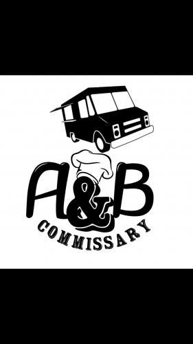 Logo A&B Commissary