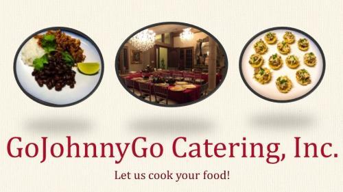Logo GoJohnnyGo Catering