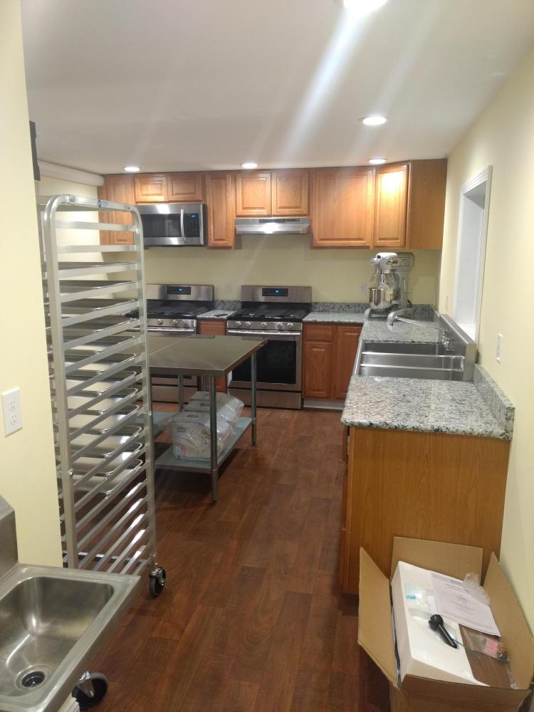 Commercial Kitchen Rental Burlington, CT