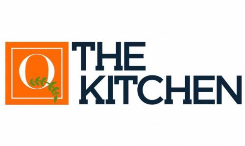 Logo The Kitchen by Cooking with Que