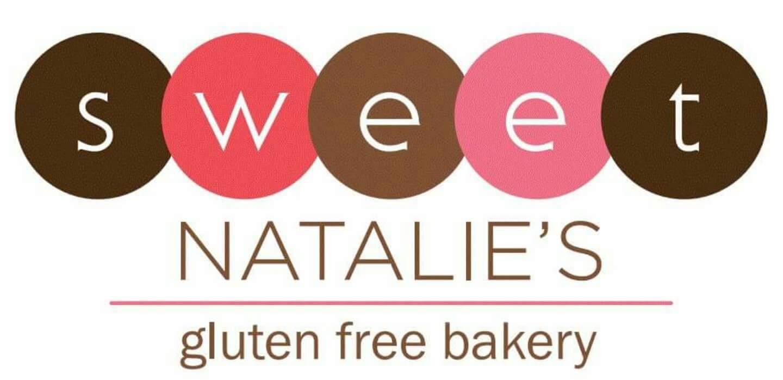 Logo Sweet Natalie's Gluten Free Bakery