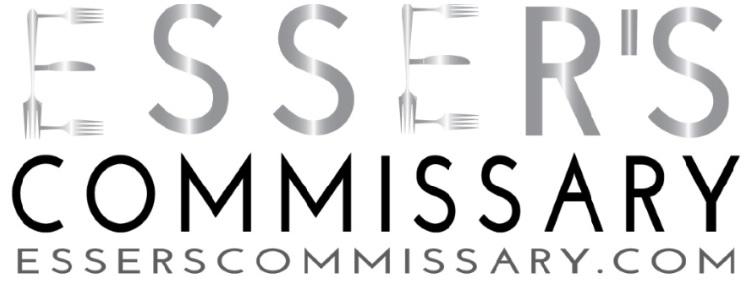 Logo Esser's Commissary