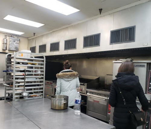 Logo Commercial Kitchen For Rent in Hyattsville (Right next to DC Border)