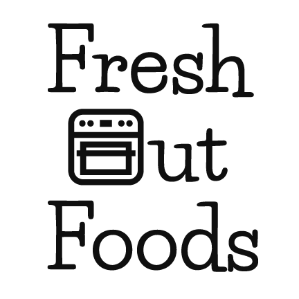 Logo Fresh Out Foods Commercial Kitchen