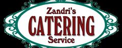Logo Zandri's Catering Service Inc.